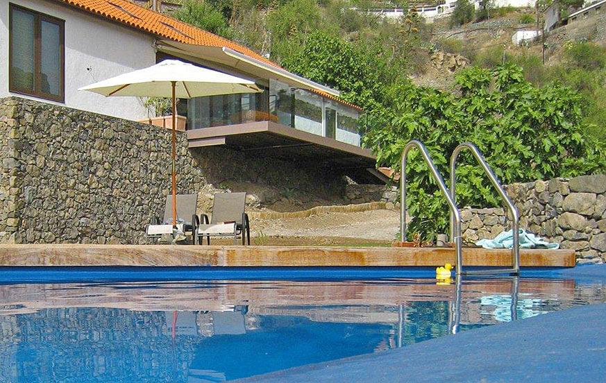 Casas de campo en gran canaria casa de tejeda - Villas en gran canaria con piscina ...